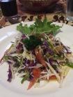 Cabbage salad- so good!