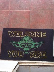 Yoda lives in Uganda