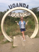 Just hanging out at the equator