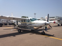 our ride to Kidepo