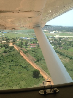 Uganda from above